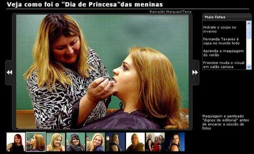 Dia de Modelo do Blog Mulherão 2 - Renata Poskus Vaz