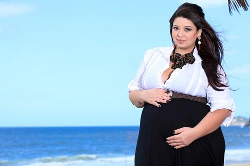 gravida gordinha 7