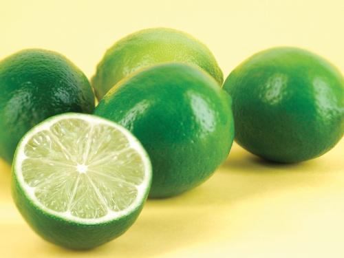 limão esfoliação