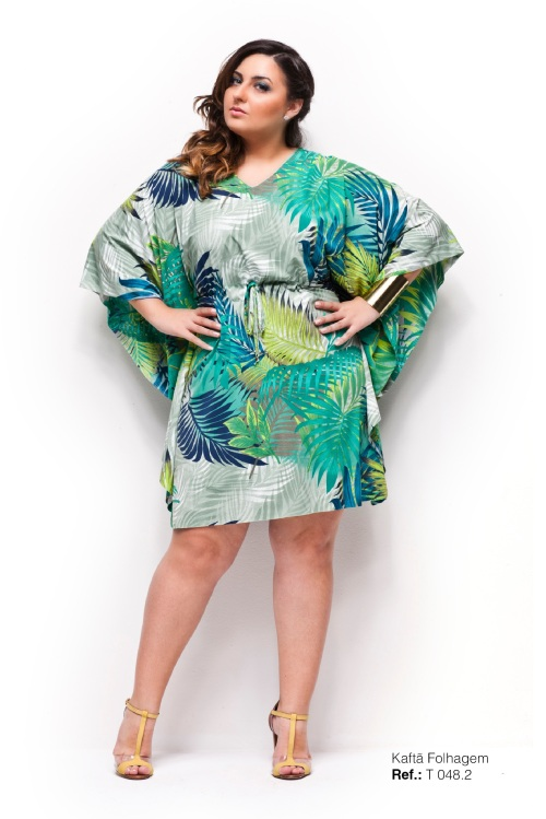 moda plus size larguinha