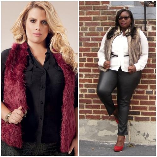 casaco de pele plus size 2