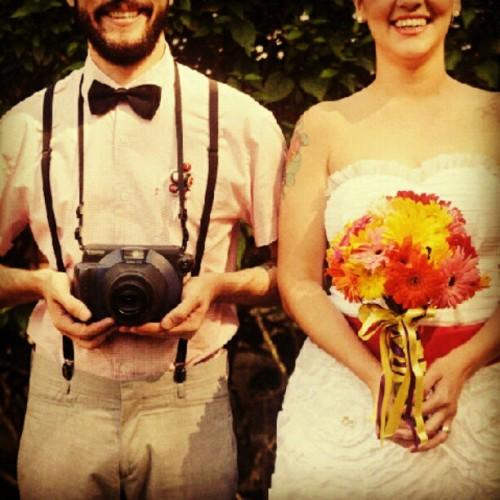 Instagram casamento