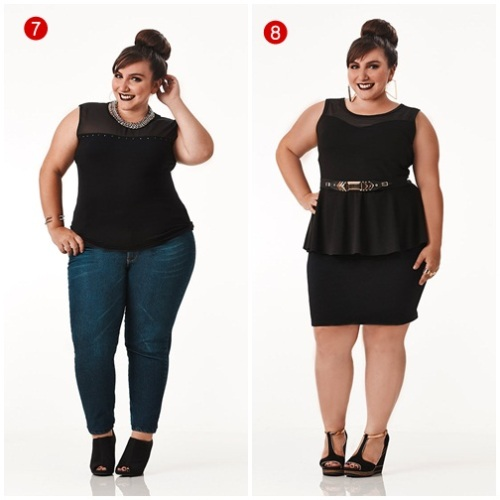 look marisa plus size 4