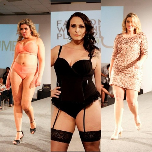 fashion weekend plus size casting