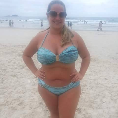 biquini marini plus size